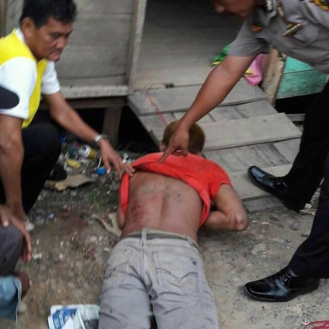 Mayat Laki-laki di Tanjung Lago
