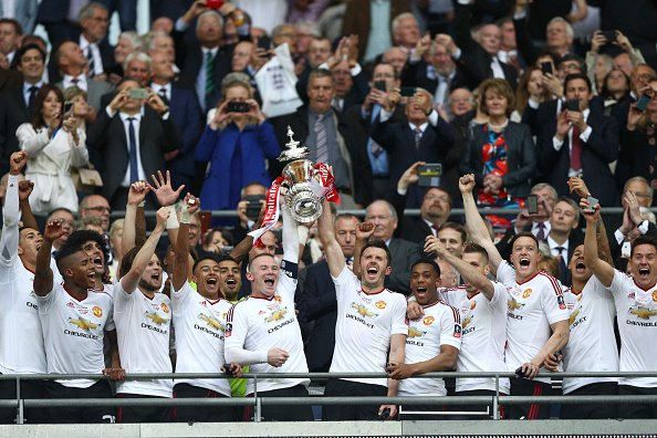 MU juara liga FA 2016