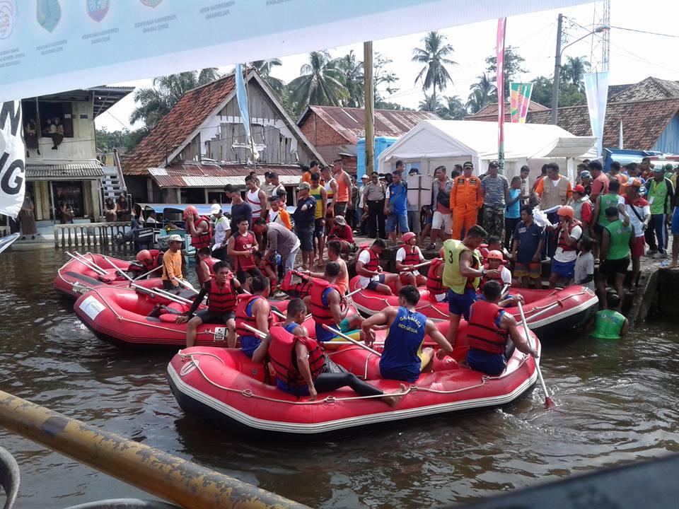 Musi Triboatton Ajang Promosi Pariwisata Provinsi Sumsel pengumbuk 1
