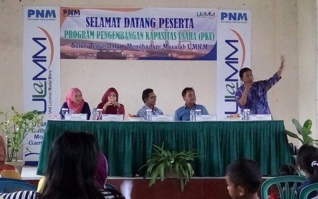 PNM Gelar PKU di Banyuasin