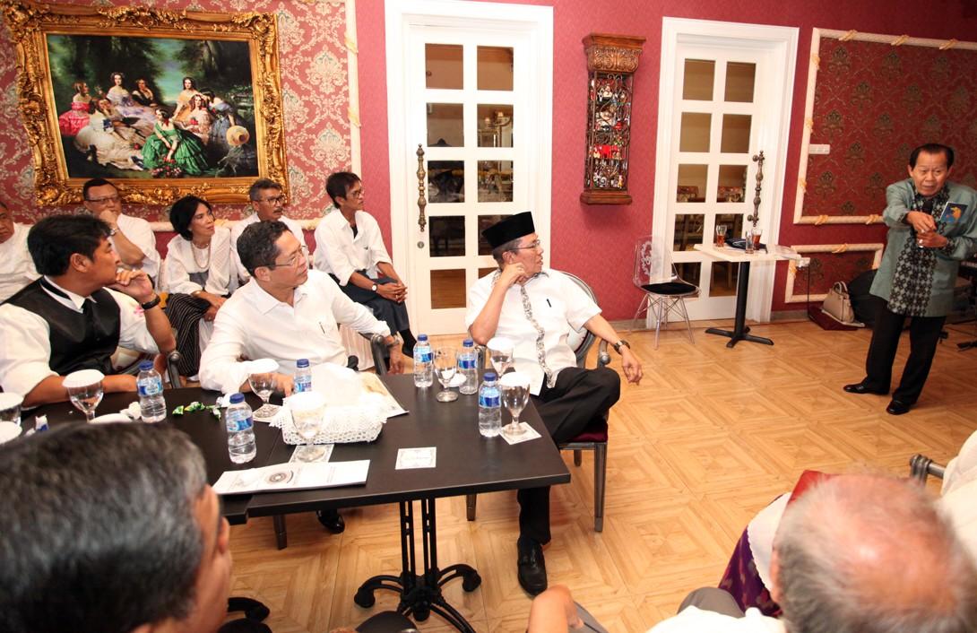 Reuni FH Unsri di Palembang