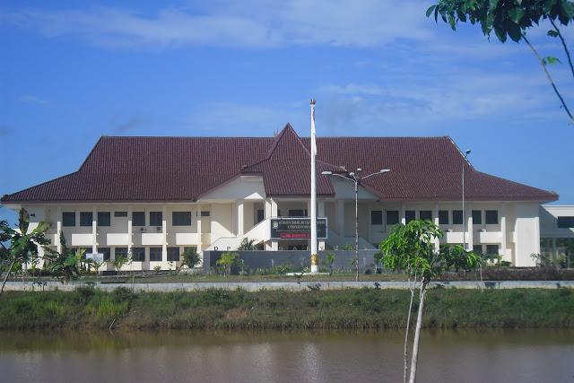 gedung DPRD Banyuasin