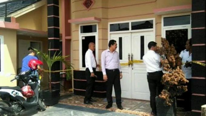 Ada 9 Orang Diamankan Dirumah Ketua DPC PAN Palembang, 6 Orang Positif