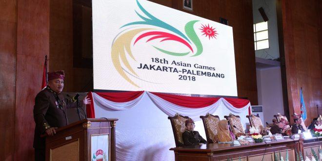 Banyuasinonline.com, PALEMBANG - Gubernur Sumatera Selatan (Sumsel), H Alex Noerdin menyampaikan jadikan Pagaralam Green City, sehingga Green City menjad